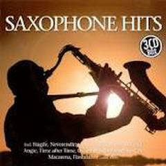 Saxophone Hits CD 2