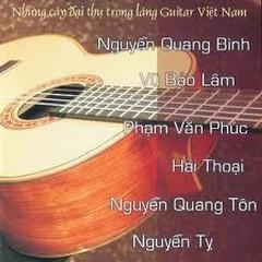 Những Cây Đại Thụ Trong Làng Guitar Việt Nam