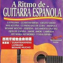 A Ritmo De Guitarra Espanola Vol 3 - Antonio De Lucena