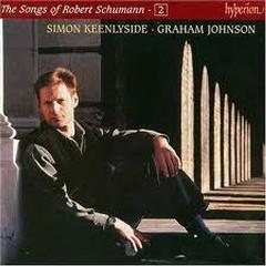 The Songs Of Robert Schumann Vol.2 CD 2 - Graham Johnson,Simon Keenlyside