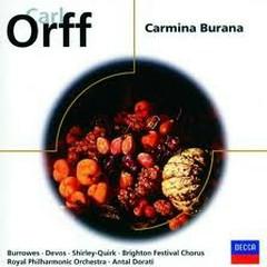 Orff - Carmina Burana CD 1 - Antal Doráti,Royal Philharmonic Orchestra