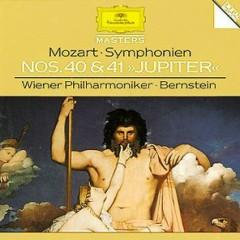Symphonies 41, 40 - Leonard Bernstein,Wiener Philharmoniker