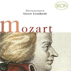 Mozart Piano Sonatas CD 1 - Leonhardt Gustav