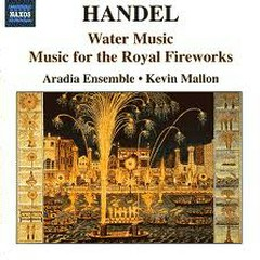 Haendel Water Music & Fireworks Music CD 2