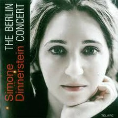 The Berlin Concert CD 1 - Simone Dinnerstein