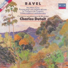 Decca Sound CD 16 - Ravel