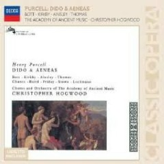 Decca Sound CD 20 - Purcell Dido & Aeneas CD 1 - Christopher Hogwood