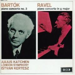 Decca Sound CD 23 - Julius Katchen - Bartók, Ravel & Prokofiev Piano Concertos