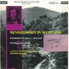 Decca Sound CD 29 - Mendelssohn In Scotland