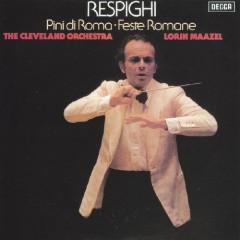 Decca Sound CD 30 - Respighi