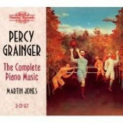 Percy Grainger The Complete Piano Music CD 2 - Martin Jones,Philip Martin