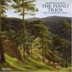 Mendelssohn - The Piano Trios - The Trio Florestan