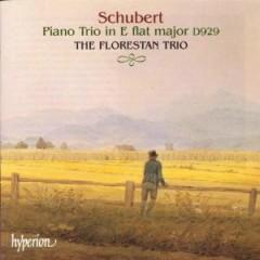 Piano Trio In E Flat - The Trio Florestan