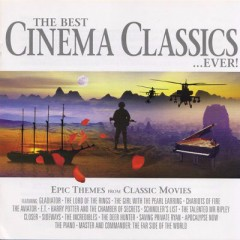 The Best Cinema Classics Ever CD 2