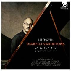 Beethoven - Diabelli Variations CD 3