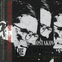 Shostakovich - The Complete Symphonies CD 9 - Rozhdestvensky