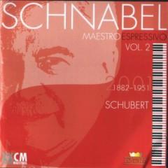 Sonatas, The Trout, Impromtus CD 1