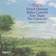 Bach - Italian Concerto & French Overture CD 2