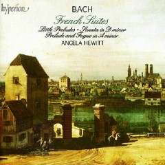 Bach - French Suites CD 2 No. 3