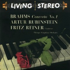 Living Stereo 60CD Collection - CD21 Piano Concerto No. 1 - Anton Rubinstein,Chicago Symphony Orchestra