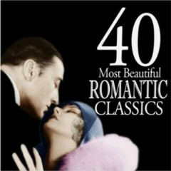 40 Most Beautiful Romantic Classics CD 1