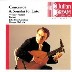 Julian Bream Edition Vol 5 - Concertos & Sonatas For Lute
