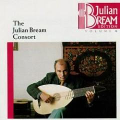 Julian Bream Edition Vol 6 - Julian Bream Consort CD 1