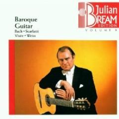 Julian Bream Edition Vol 9 - Baroque Guitar CD 2 - Julian Bream