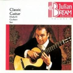 Julian Bream Edition Vol 10 - Classic Guitar