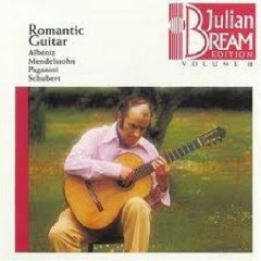 Julian Bream Edition Vol 11 - Romantic Guitar