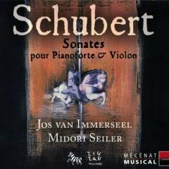 Schubert Violin Sonatas - Midori Seiler