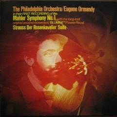 Mahler Symphony No 1 - Philadelphia Orchestra,Eugene Istomin