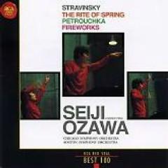 RCA Best 100 CD 76 - Stravinksy Petrouchka The Rite Of spring CD 2