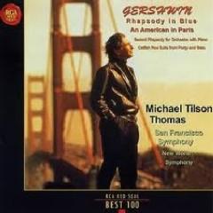 RCA Best 100 CD 78 - Gershwin Phapsody In Blue & An American In Paris