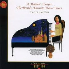 RCA Best 100 CD 88 - A Maiden's Prayer The World's Favorite Piano Peces
