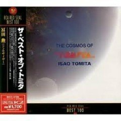 RCA Best 100 CD 96 - The Cosmos Of Tomita - Isao Tomita