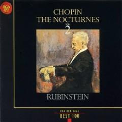 RCA Best 100 CD 32 - The Chopin Collection, Nocturnes Disc 2 - Artur Rubinstein