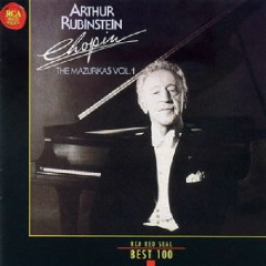 RCA Best 100 CD 37 - Chopin The Mazurkas Vol.1 CD 2