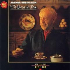 RCA Best 100 CD 40 - The Chopin I love - Artur Rubinstein
