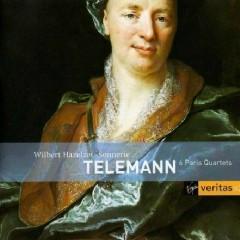 Telemann - 6 Paris Quartets CD 2