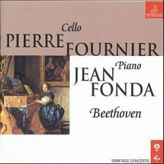 Beethoven Sonata For Cello & Piano - Pierre Fournier