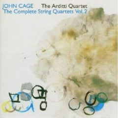 The Complete String Quartets Vol 2 - John Cage