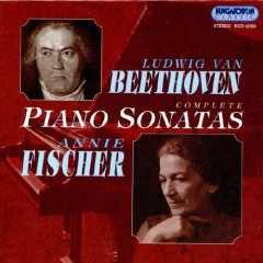 Beethoven - Complete Piano Sonatas CD 2 - Annie Fischer
