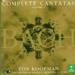 Bach - Complete Cantatas, Vol. 1 CD 1