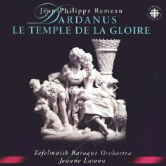 Rameau Orchestral Suites CD 2