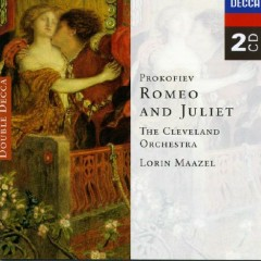 Prokofiev Romeo And Juliet CD 2 - Lorin Maazel,The Cleveland Orchestra