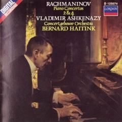 Rachmaninov Piano Concerto No.2 & 4 - Vladimir Ashkenazy,Bernard Haitink