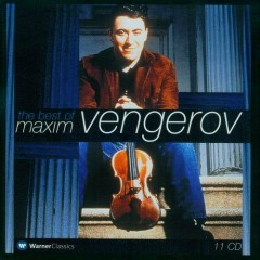 The Best Of Vengerov CD 10 - Maxim Vengerov