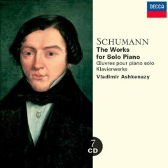 Schumann - The Works For Solo Piano CD 2