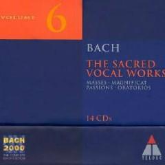 Bach 2000 Vol 6 - Sacred Vocal Works CD 11 No. 2